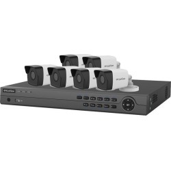 LaView 4MP Zoom HD 6 Cameras 8 Channel NVR PoE IP Security System, with 4 Pcs 4MP (2688 x 1520p) and 2 Pcs 2MP (1920 x 1080p) Bullet Camera (No HDD found on Bargain Bro India from Newegg for $449.99