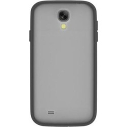 Body Glove MySuit Case for Samsung Galaxy S4 (Charcoal / Clear)