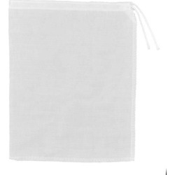 Kitchen Utensil Cotton Blends Soybean Milk Tea Residue Filter Bag 22 x 18cm