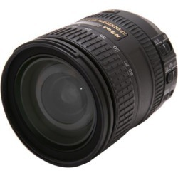 Nikon 2178 SLR Lenses AF-S DX NIKKOR 16-85mm f/3.5-5.6G ED VR Lens Black