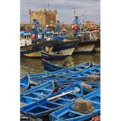 Posterazzi DPI1890337 View of Skala Du Port Poster Print, 12 x 19