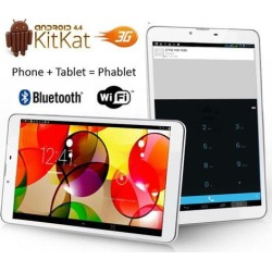 Indigi® 7' Android 4.4 Kitkat Tablet PC w/ 3G Wireless Smartphone Unlocked AT & T T-Mobile