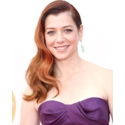 Alyson Hannigan At Arrivals For The 65Th Primetime Emmy Awards - Arrivals 2 Photo Print (8 x 10)