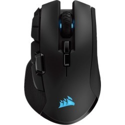 Corsair IRONCLAW CH-9317011-NA Black Dual (RF / Bluetooth Wireless) Optical Gaming Mouse