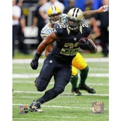 Posterazzi PFSAARK23501 Mark Ingram 2014 Action Sports Photo - 8 x 10 in.