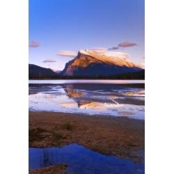 Posterazzi DPI1793889 Banff National Park Alberta Canada Poster Print by Carson Ganci, 11 x 17