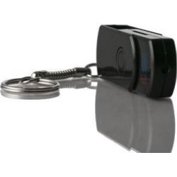 Enhanced Surveillance Mini Dvr Rechargeable Spy Hidden Camera With Usb w/ 9GB MicroSD