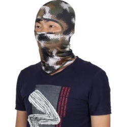 Full Coverage Sports Gel Padded Neck Protector Hood Helmet Balaclava Camouflage found on Bargain Bro India from Newegg Business for $5.97