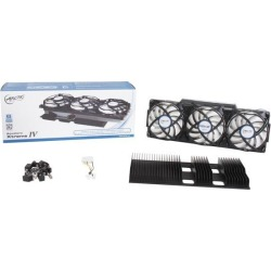 ARCTIC COOLING DCACO-V800001-GBA01 Fluid Dynamic VGA Cooler