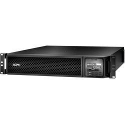 APC SRT1000RMXLA-NC Smart Ups (Rack-Mountable) - 120V 900 Watts 1000 VA 6 Outlets 6 Feet - Black
