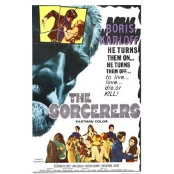 The Sorcerers Movie Poster (27 x 40)