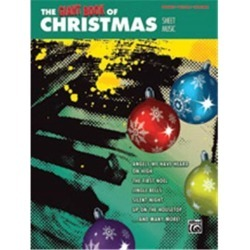 Alfred The Giant Book of Christmas Sheet Music -Piano/Vocal/Guitar