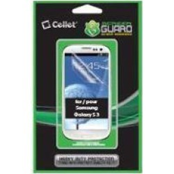For Samsung Galaxy S3 Scratch Resistance Clear Screen Protector Cover Film Guard