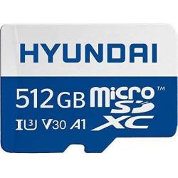 Hyundai MicroSD 512GB U3 4K Retail w/Adapter found on Bargain Bro India from Newegg Canada for $120.29