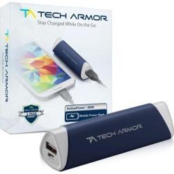 Tech Armor ActivePower 3000mAh External Battery Portable USB Power Bank