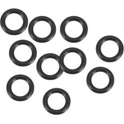 O-Rings Nitrile Rubber 7mm x 11mm x 2mm Seal Rings Sealing Gasket 10pcs
