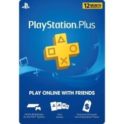 PlayStation Plus 12-Month Live Subscription Card found on GamingScroll.com from Newegg for $64.99