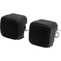 Unique Bargains Unique Bargains 2 Pcs Square Auto Car Stereo Audio Tweeters Speakers 50W