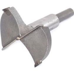 Carpenter Woodworking Carbide Tip Hinge Boring Bit 55mm Cutting Dia Gray