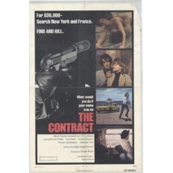 The Contract Movie Poster (27 x 40)