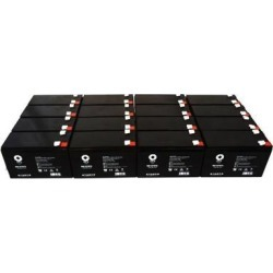 SPS Brand 12V 7 Ah Replacement Battery for APC SMART- RM SU700RM UPS (16 PACK) found on Bargain Bro Philippines from Newegg Business for $175.00