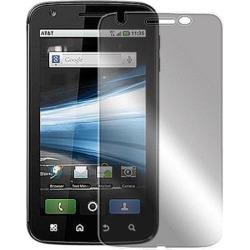 Unique Bargains 2 Pcs Transparent LCD Screen Protector for Motorola MB860