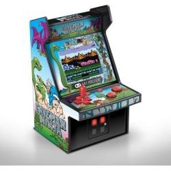 MY ARCADE Data East Caveman Ninja Collectible 6' Retro Micro Arcade Machine Portable Handheld Video Game