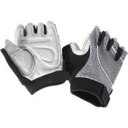 Unisex Outdoor Bike Riding Cycling Gloves Half Finger Summer Anti-slip Gray XL