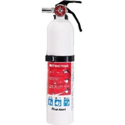 BRK Electronics - MARINE1 1-A:10-B:C Marine Fire Extinguisher-Rechargeable