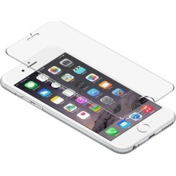 TechProducts360 Apple iPhone 6 Plus Tempered Glass Defender Clear - LCD iPhone 6 Plus
