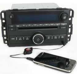 Recertified - Chevy Impala 2011-12 Radio AM FM mp3 CD Player w Aux Input Part Number 20955156 found on Bargain Bro India from Newegg Business for $145.00
