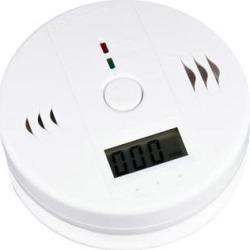 Profession Home Safety CO Carbon Monoxide Poisoning Sensor Warning Alarm Detector LCD Displayer Kitchen