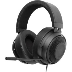 Razer Kraken Pro V2 - Analog Gaming Headset with Oval Ear Cushions for PC, Xbox One and Playstation 4, Black - RZ04-02050400-R3U1