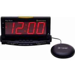 Clarity WAKE ASSURE Alarm Clock with Bed Vibrator found on Bargain Bro Philippines from Newegg Canada for $100.10