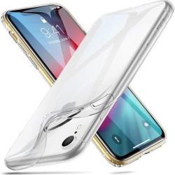 ESR iPhone XR Case, [0.98mm Thin] ESR Slim Clear Soft TPU Case Protective Cover [Anti-Scratch][Slim Fit] Compatible with 6.1 inch iPhone XR.