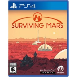 Surviving Mars - PlayStation 4 found on Bargain Bro Philippines from Newegg for $37.99