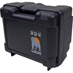 Ape Case ACLW13531 Ape Case Protective Box with Foam - Internal Dimensions: 4.50' Width x 3.25' Depth x 3.25' Height - External Dimensions: 5.5' Width