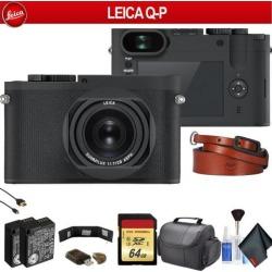 Leica Q-P Digital Camera Advanced Bundle