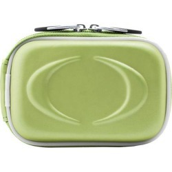 Eva Slim Travel Carrying Case for Compact Digital Cameras (Green)