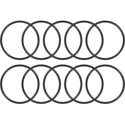 O-Rings Nitrile Rubber 40mm x 44mm x 2mm Seal Rings Sealing Gasket 10pcs