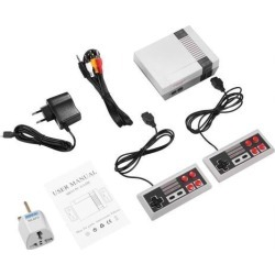 Nes Built In 500 Games AV Out Mini Classic Edition Video Game Console
