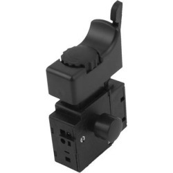 AC 250V 6A 5E4 Lock on Power Tool Electric Drill Speed Control Trigger Switch