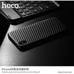 HOCO Delicate shadow series protective case for iPHONE X Black