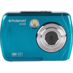 Polaroid iS048 HD Waterproof Digital Camera Teal