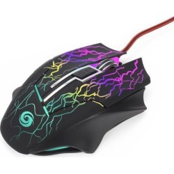 3200DPI 7 Colors LED Optical 6 Buttons 6D USB Wired Gaming Game Mouse Pro Gamer Computer Mice For PC Adjustable USB Game Mouse