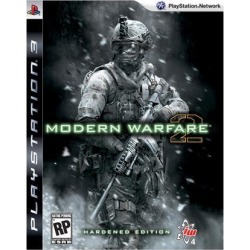 Call of Duty Modern Warfare 2 Hardened Edition Playstation3 Game