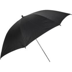 Unique Bargains 33 83cm Photography Studio Flash Light Reflector Umbrella Black Silver Tone