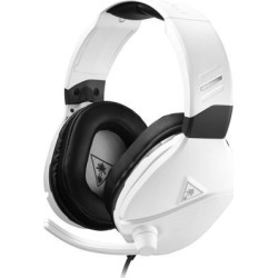 Turtle Beach Recon 200 Amplified Gaming Headset for Xbox One/PlayStation 4 Pro/PlayStation 4 - White