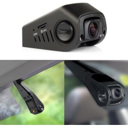 AUTO-VOX A118-C B40C Hidden Capacitor Dash Cam 1.5' LCD 1920*1080P Resolution FHD 1080p 170 Wide Angle Novatek NT96650 Dashboard Camera Car DVR Video found on Bargain Bro India from Newegg Business for $99.99
