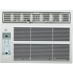 Perfect Aire 3PNC8000 115V 8,000 BTU Window Air Conditioner with Remote Control